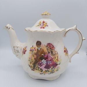 Antique Vintage Price Kensington England Tea Pot